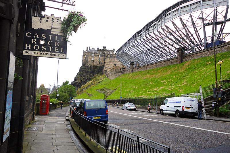 Hostel barato em Edimburgo