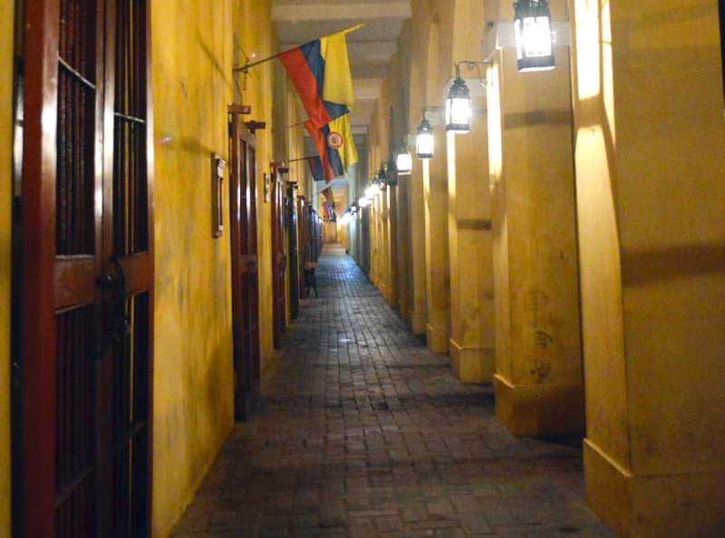 Las Bóvedas de Cartagena