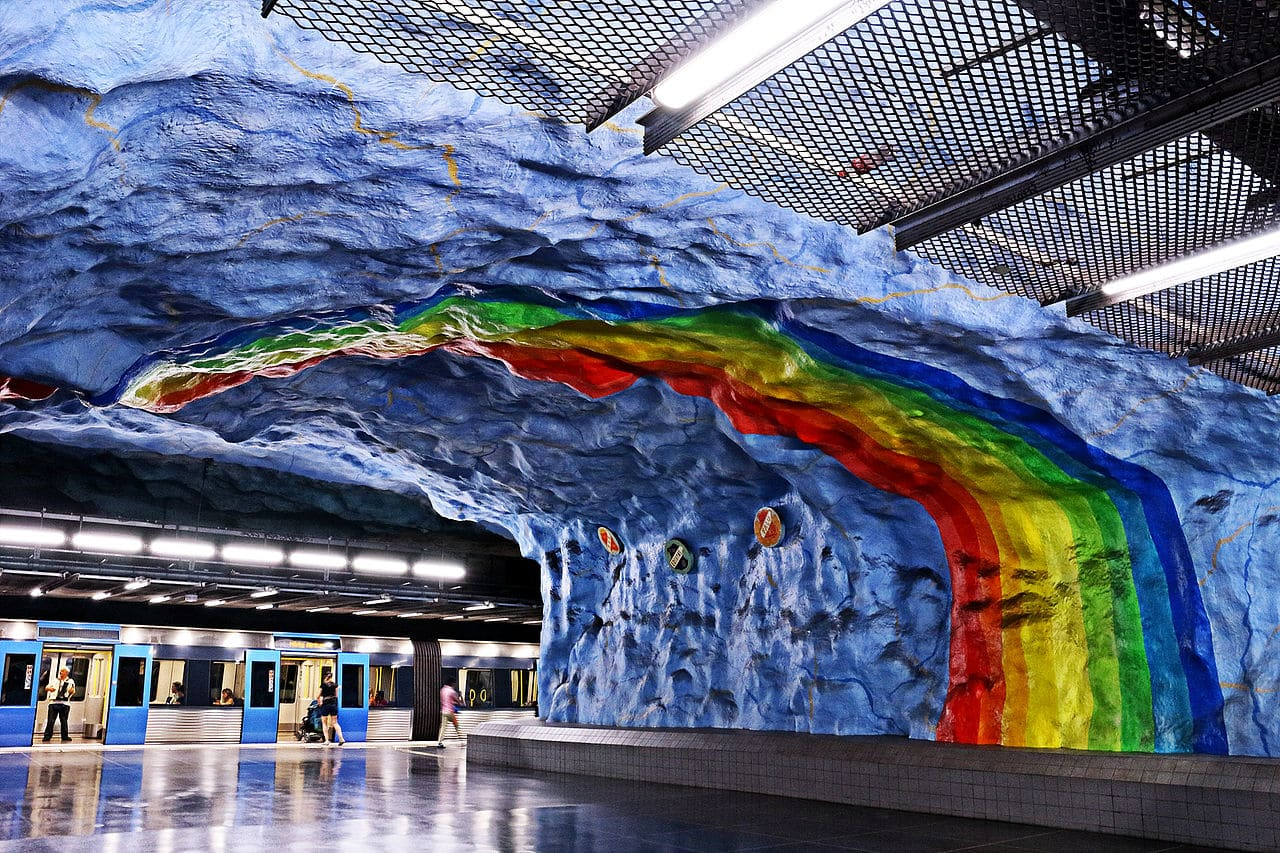 Como ir do aeroporto de Estocolmo ao centro