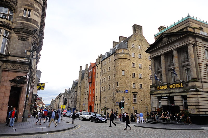 Onde dormir em Edimburgo