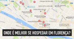 Onde ficar em Florença: dicas dos melhores bairros e hotéis