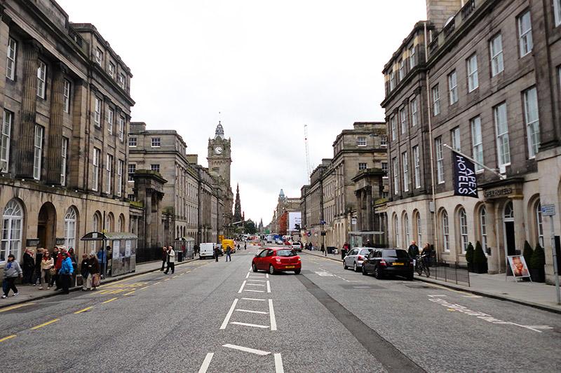 Onde ficar hospedado em Edimburgo / Escócia