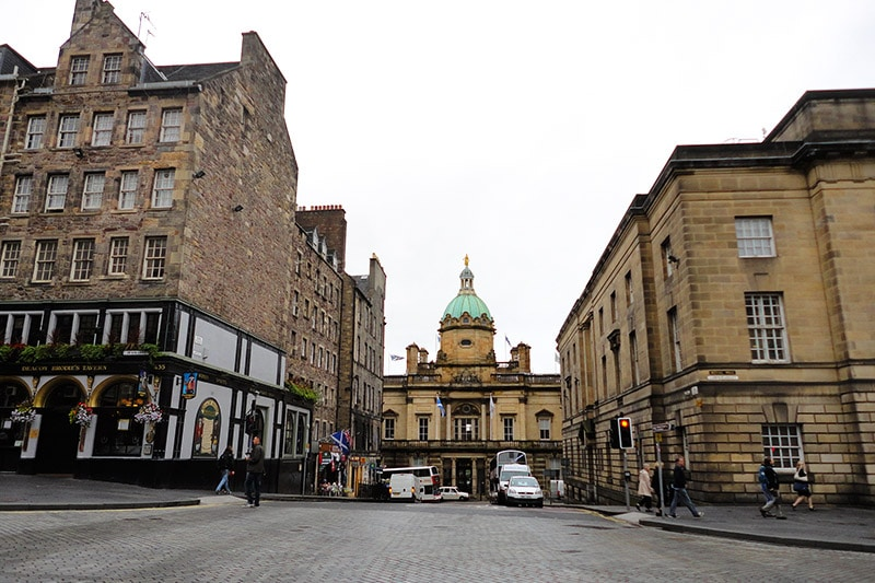 Onde ficar em Edimburgo