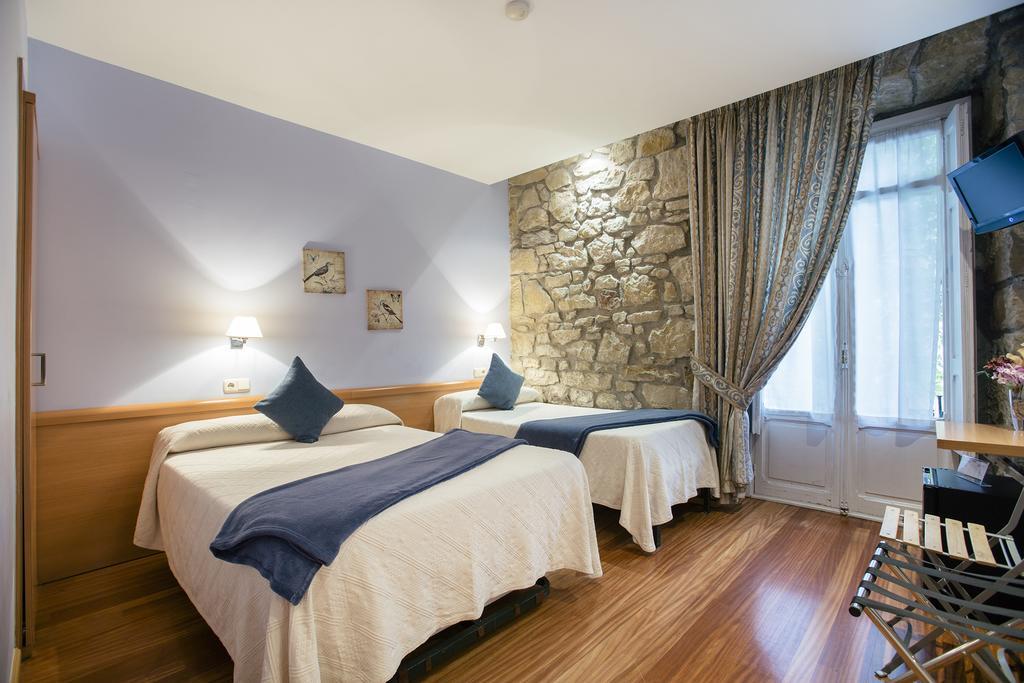 hotéis pais de basco