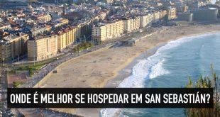 Onde se hospedar em San Sebastián