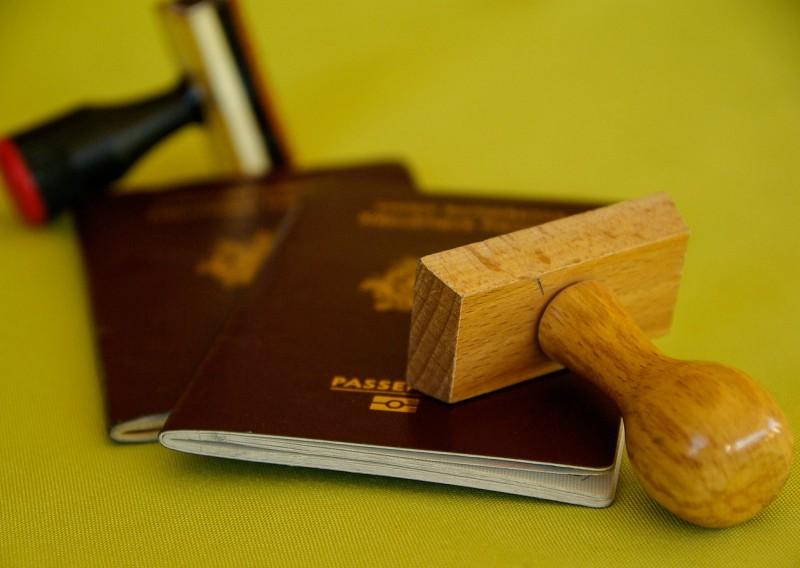 Documentos para visto para a Bélgica