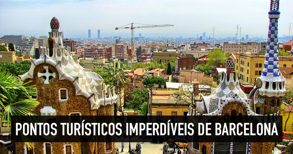 Pontos Turisticos De Barcelona Mapa Dos Principais E Imperdiveis