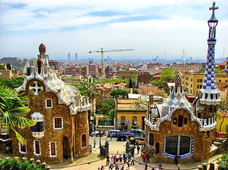 Pontos turísticos mais visitados de Barcelona
