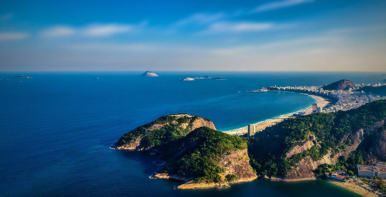 Praias mais tops do Brasil