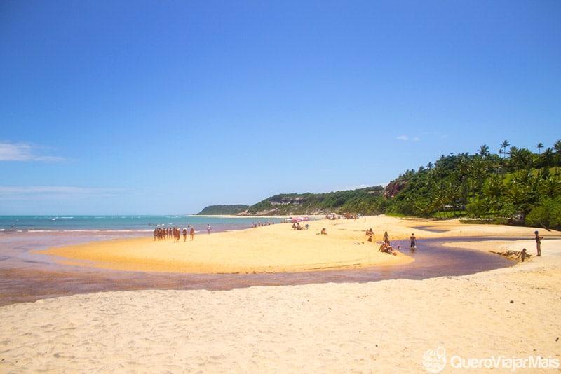 Praias do litoral brasileiro