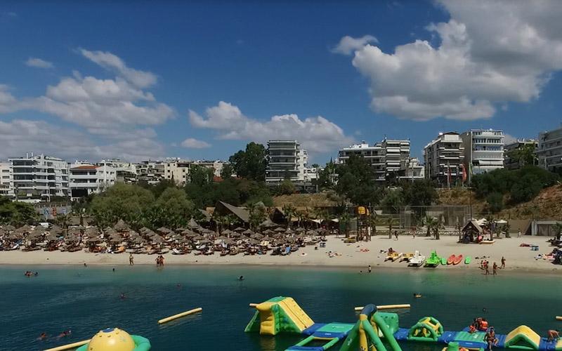 Praias mais bonitas de Atenas