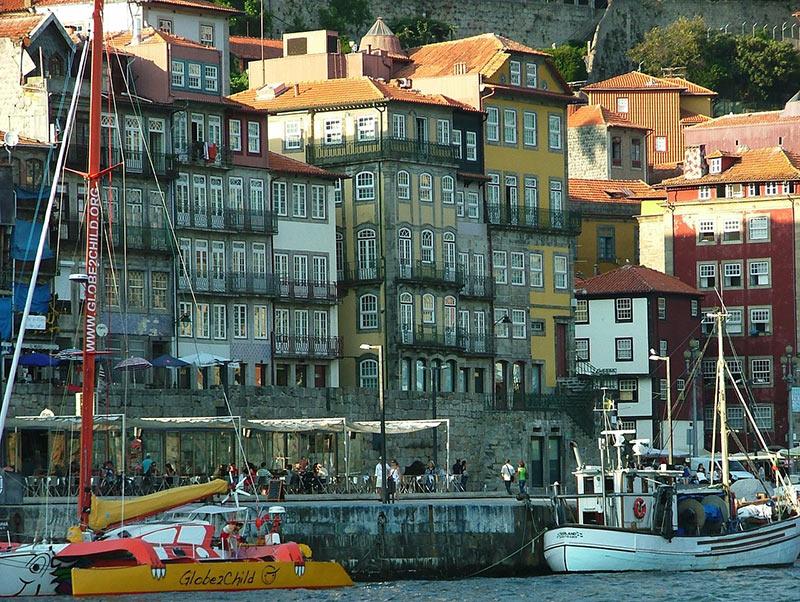 Principais pontos turísticos do Porto