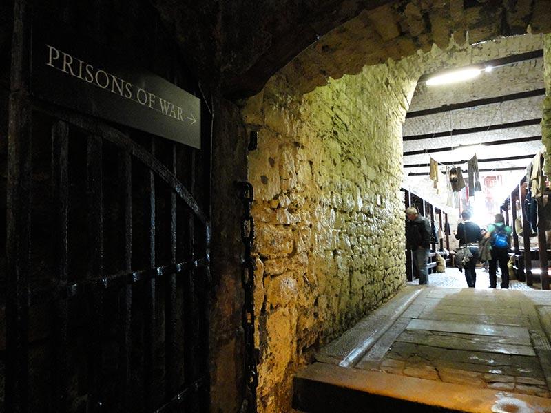Prisão de Guerra no Castelo de Edimburgo