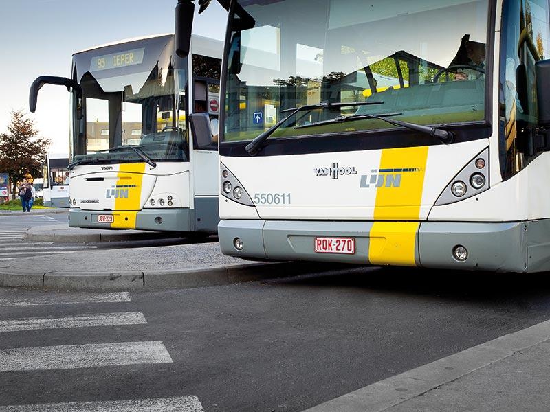 Transporte do aeroporto ao centro de Bruxelas