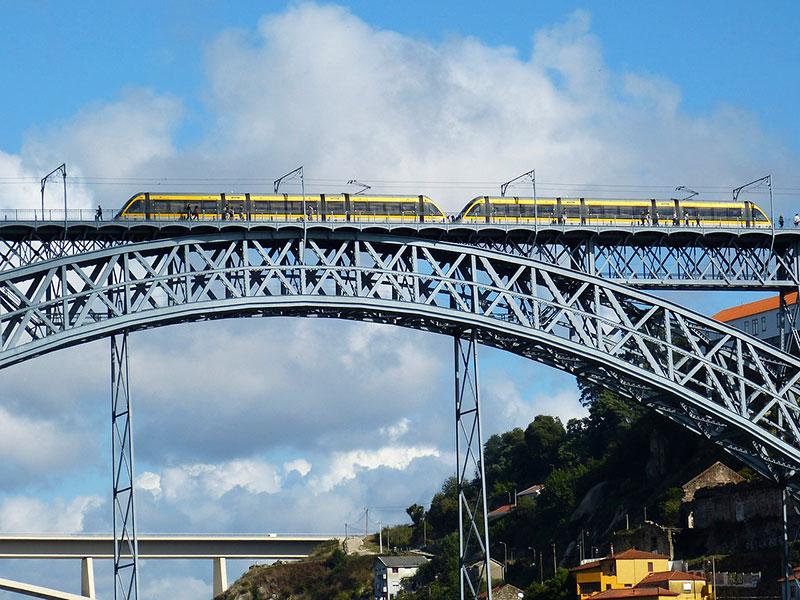 Transporte público do Porto, em Portugal