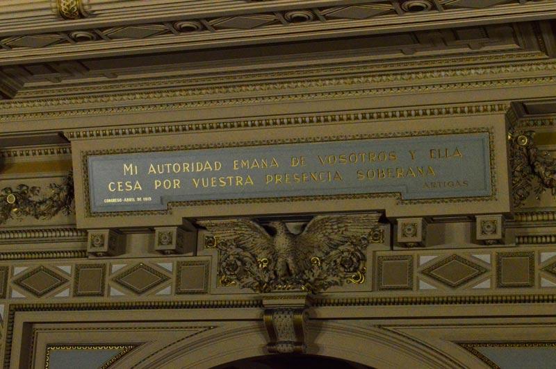 Pontos de interesse em Montevidéu, Uruguai