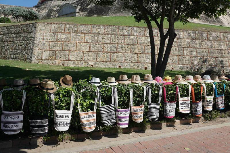 Comprar roupas em Cartagena