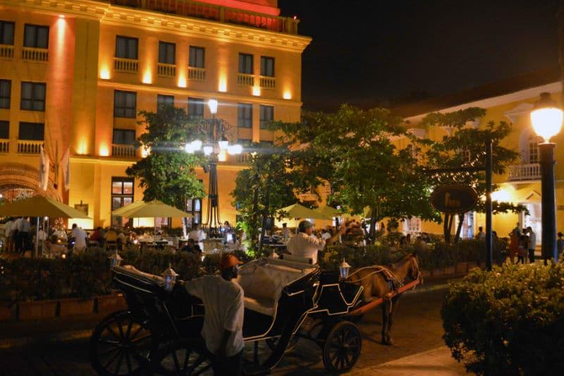 Como se locomover em Cartagena