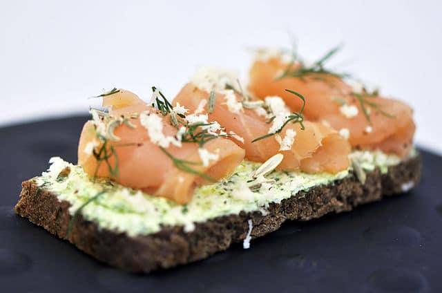Comida típica sueca