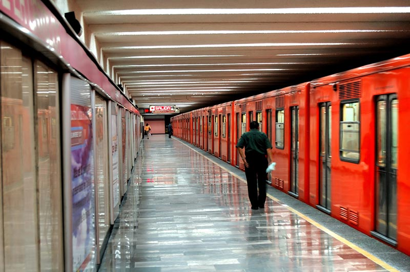 Como ir do aeroporto da Cidade do México para o centro