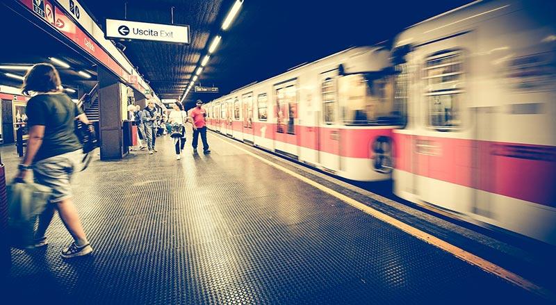 Como usar o metrô em Milão