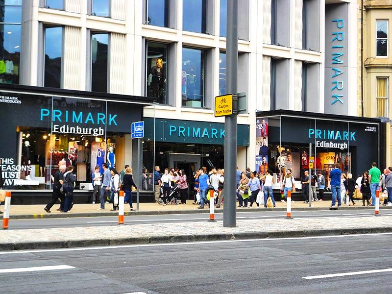Dicas de compras em Edimburgo