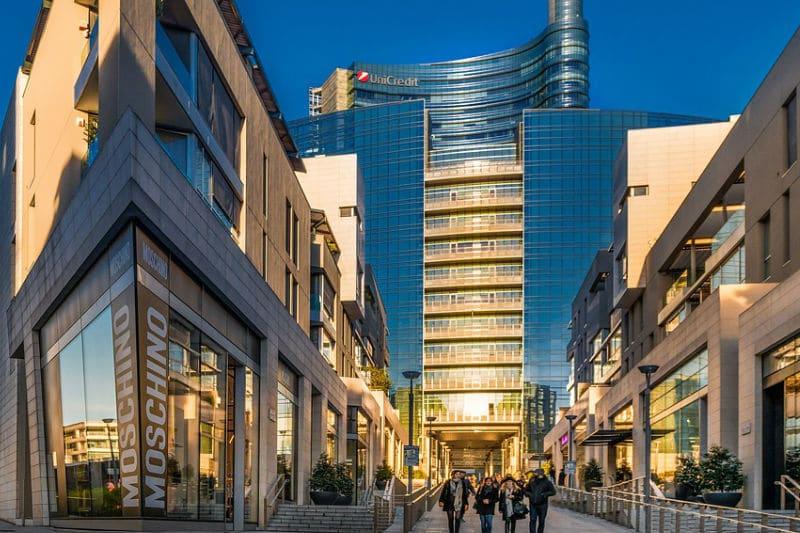 Milão compras