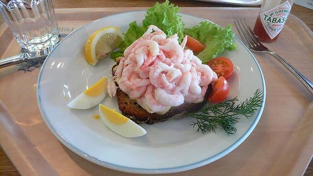 Culinária sueca
