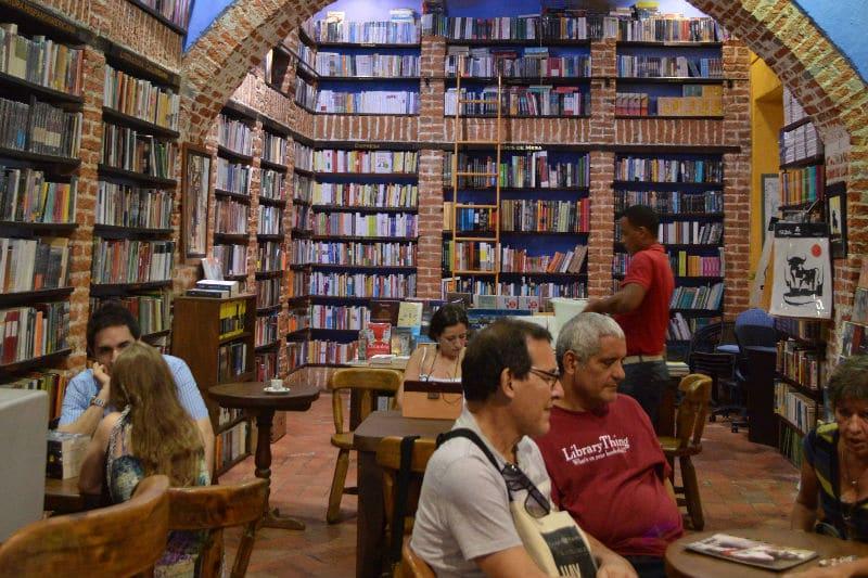 Livraria em Cartagena