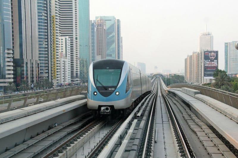 Aeroporto e como ir ao centro de Dubai