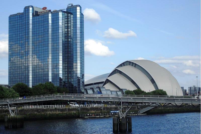 Sugestões de hotéis na Escócia