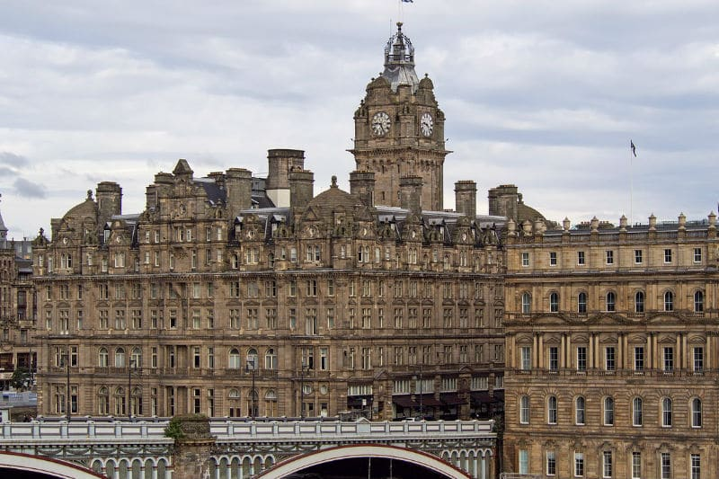 Melhores hotéis na Escócia