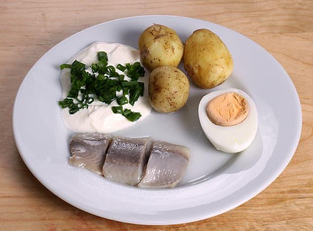 Gastronomia sueca