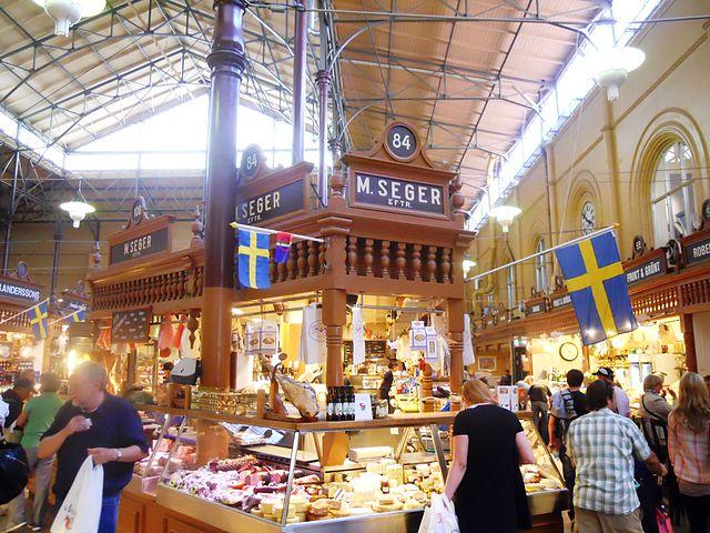 Onde comer barato em Estocolmo?