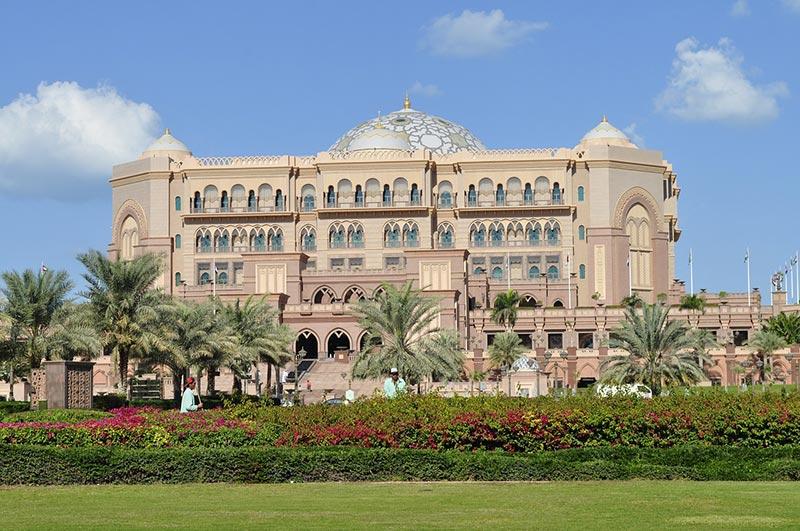 Pontos turísticos de Abu Dhabi