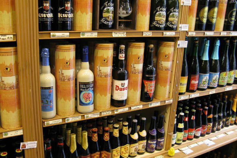 Rota da cerveja em Bruxelas, Bélgica
