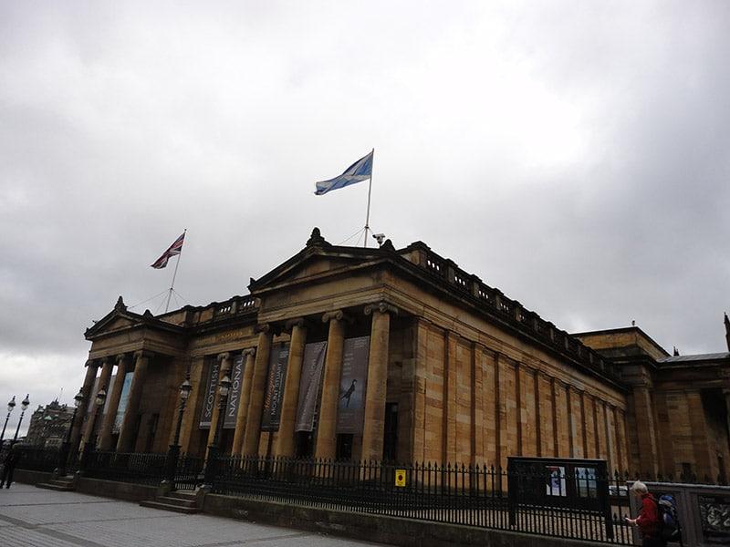 Roteiro de viagem em Edimburgo