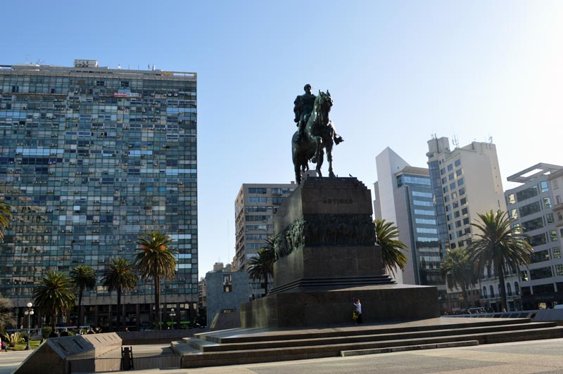 Roteiro de viagem em Montevidéu