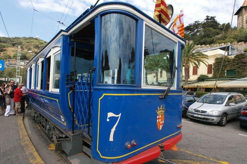 Tram de Barcelona