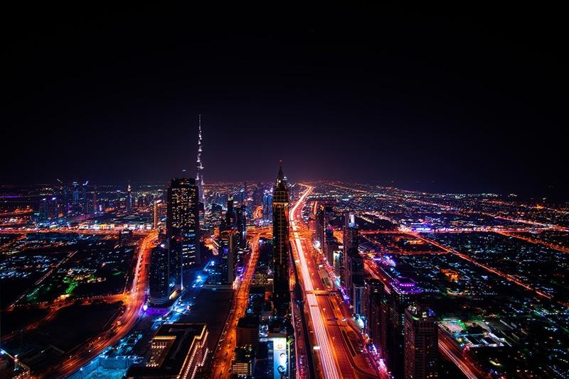 Como ir do aeroporto de Dubai ao centro