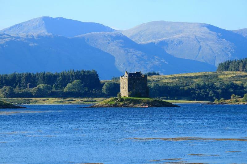 Viagem para a Escócia