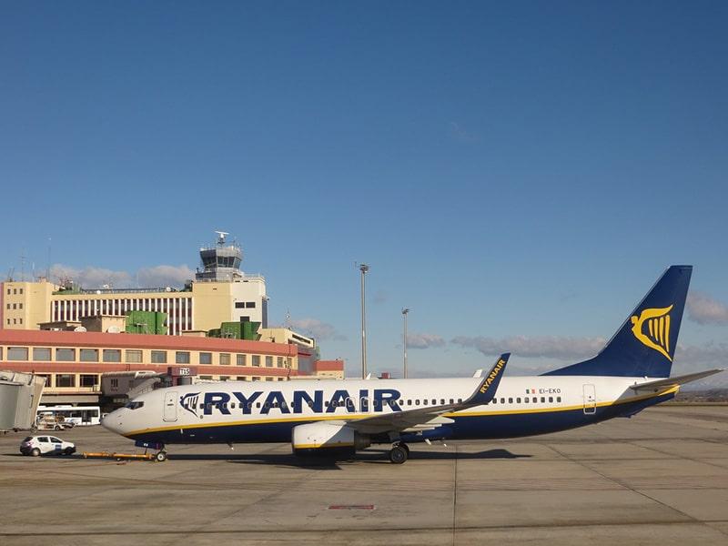 Aeroporto low cost na Europa