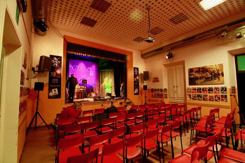 Casa de shows em Florença
