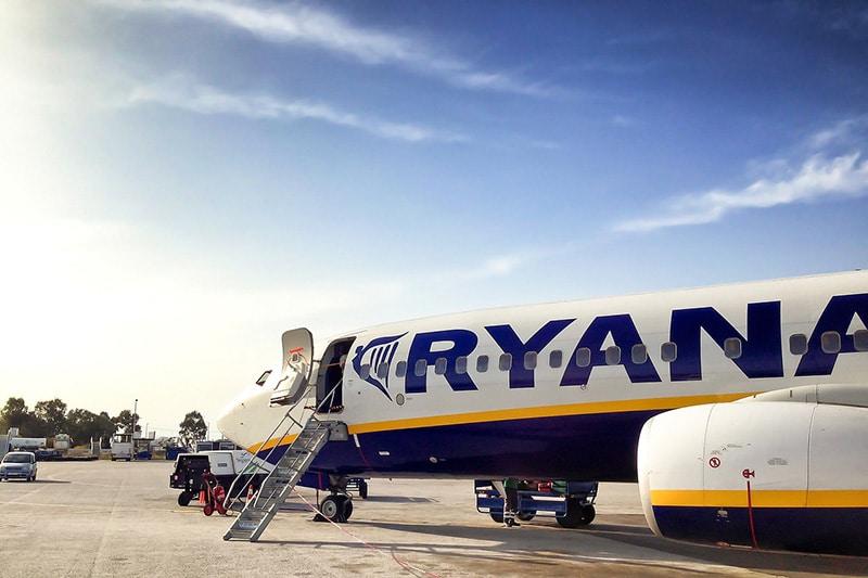Como é voar pela Ryanair