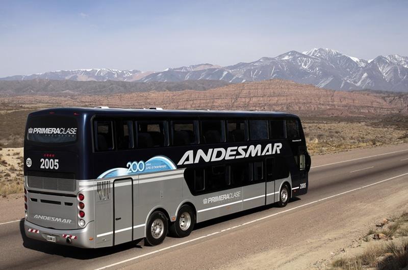 Como ir de ônibus para Ushuaia