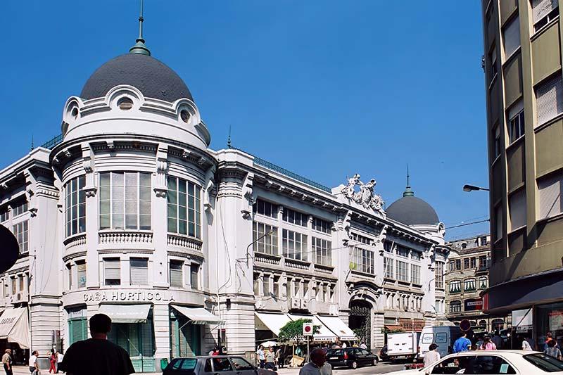 Compras na cidade do Porto