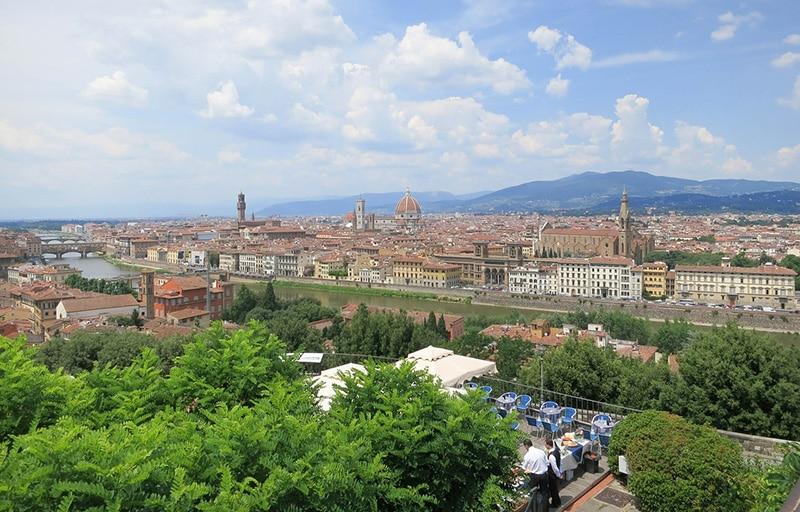 Florença: dica de roteiro