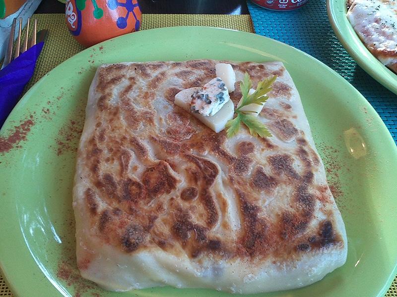 Preço da alimentação em El Calafate