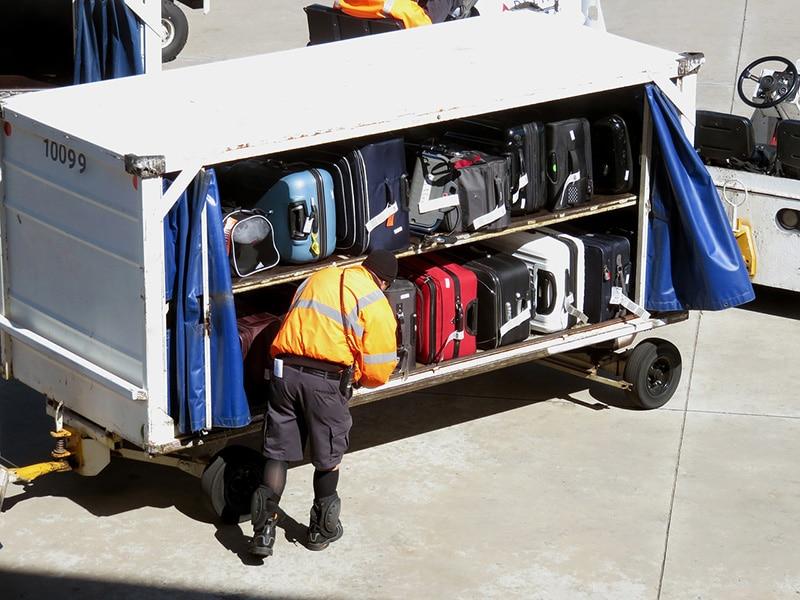 Posso levar mala na Ryanair?