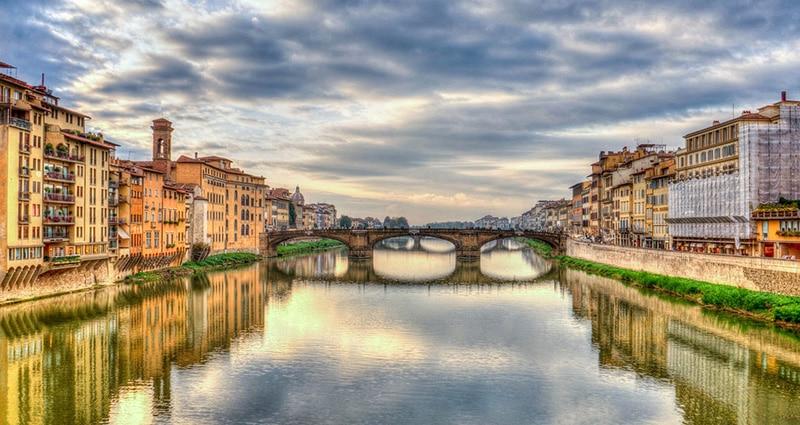 Roteiro em Florença